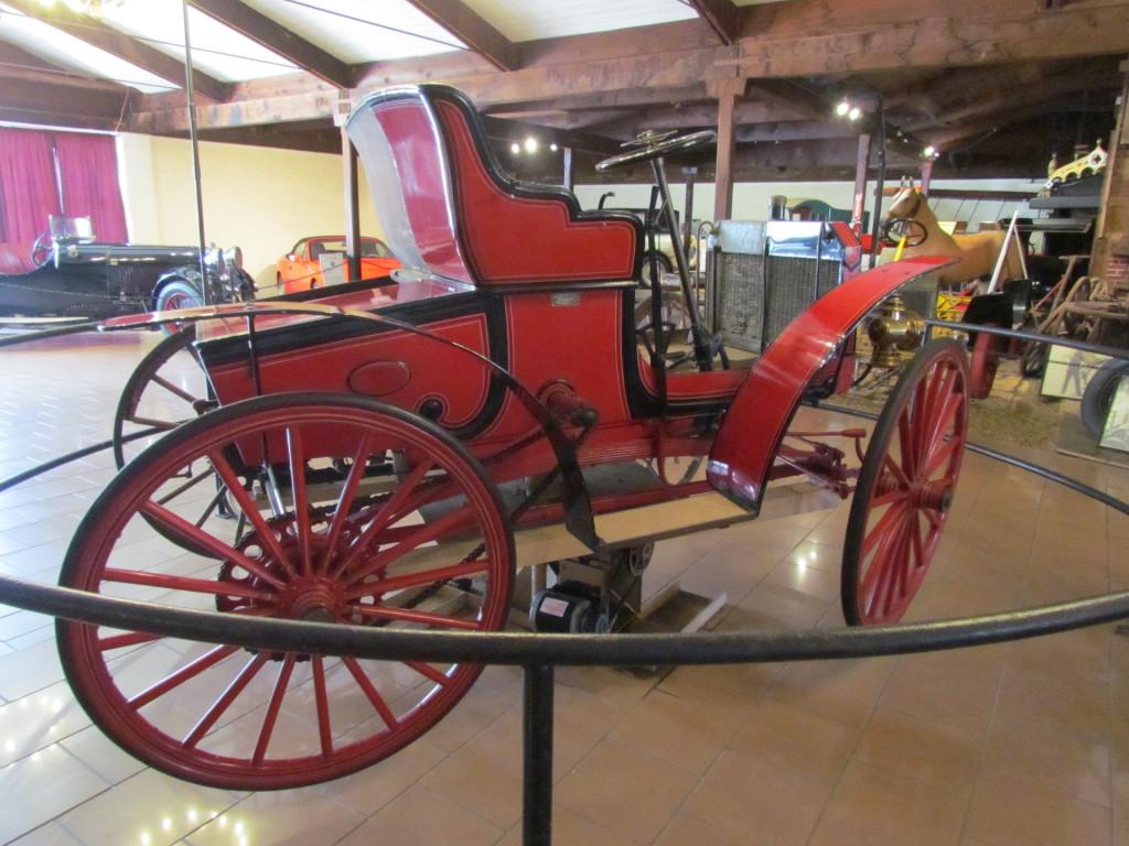 The Sarasota Classic Car Museum