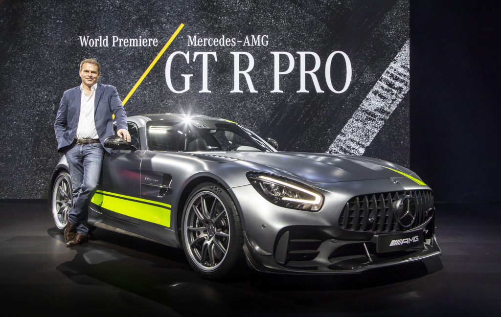 Mercedes-Benz AMG boss: Black Series already testing, on the way