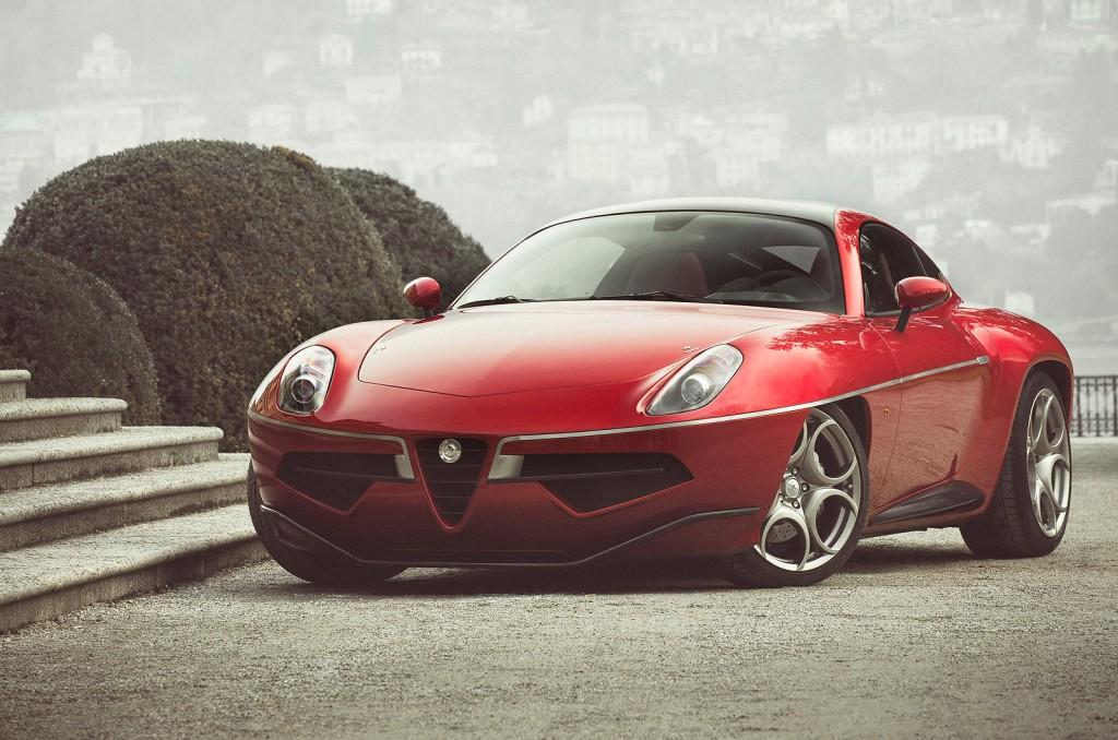 Alfa Romeo 8c Disco Volante The Sound At Villa Deste