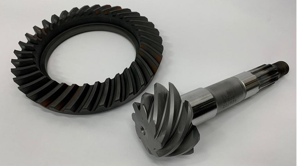 Toyota 2000GT final gear kit