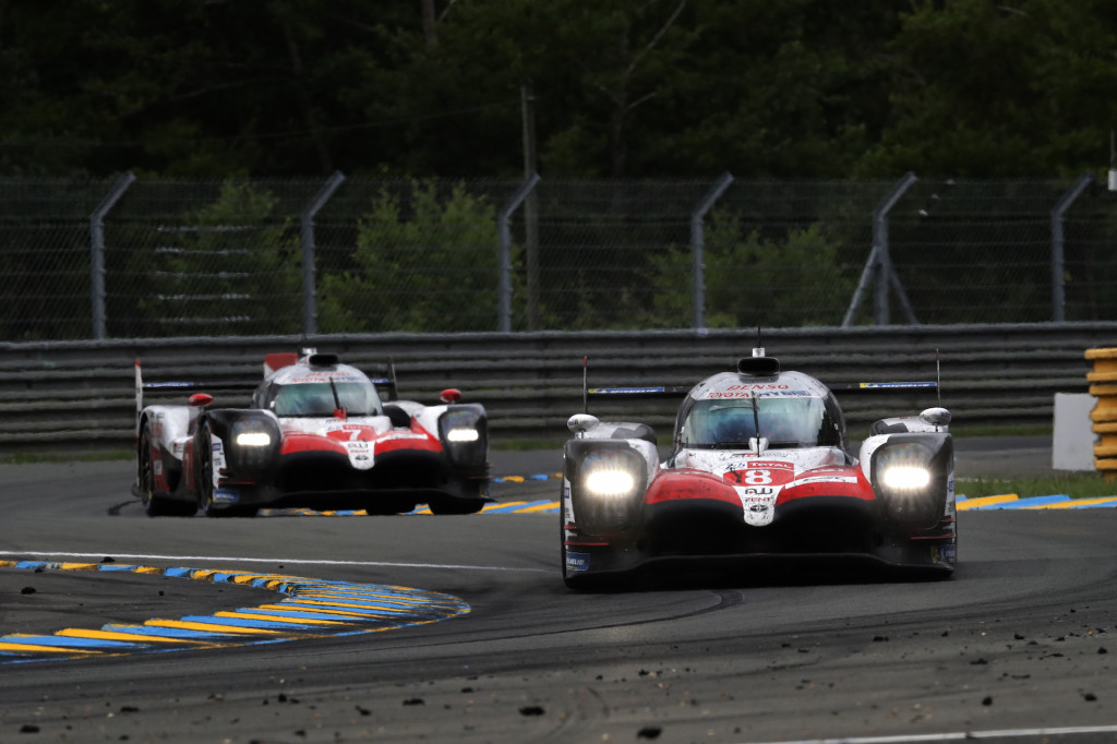 Toyota wins 2018 24 Hours of Le Mans after so many years of heartbreak