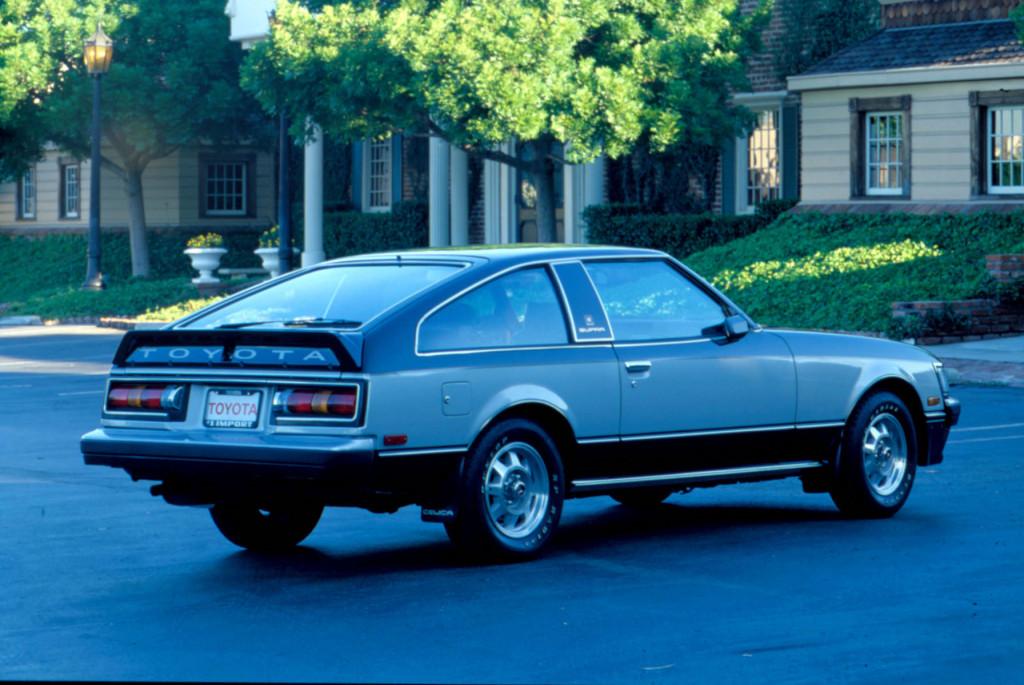 1981 Toyota Celica Supra