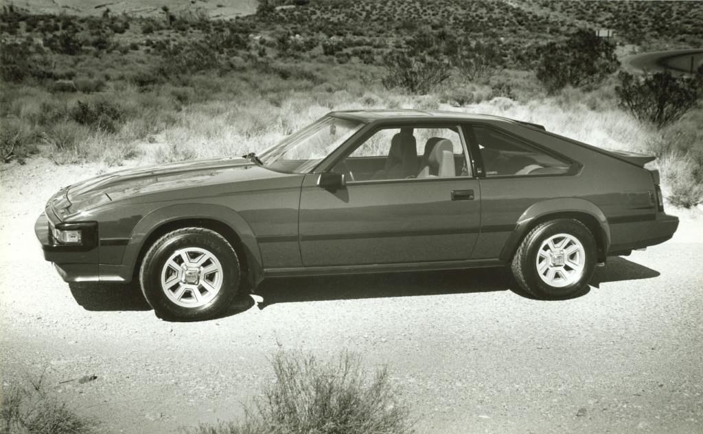 1985 Toyota Celica Supra