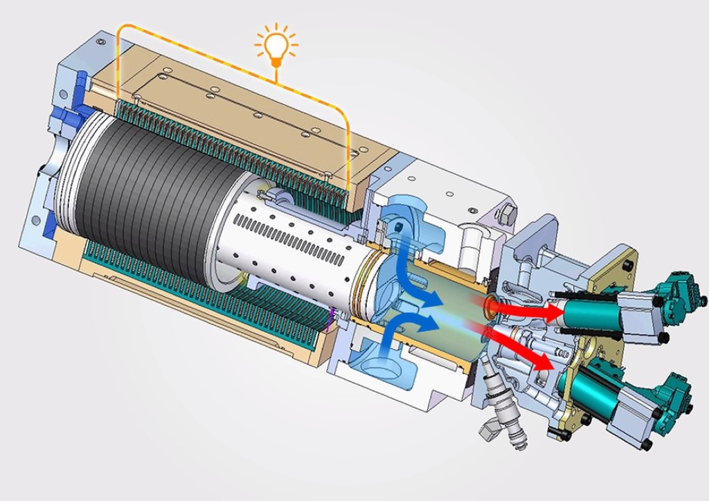 Toyota Designs New Type Of Internal Combustion Engine For Extended