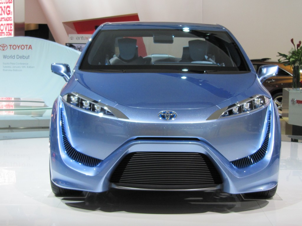 BMW-Toyota Pact: Hybrids, Fuel Cells, Carbon Fiber--And A Sports ...