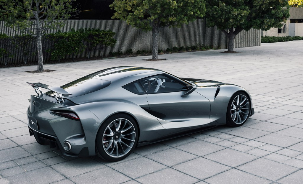 Report New BMW And Toyota Sports Cars To Be Built In Austria - Latest sports car 2016