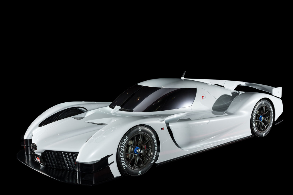 Why is Toyota developing a new hypercar?