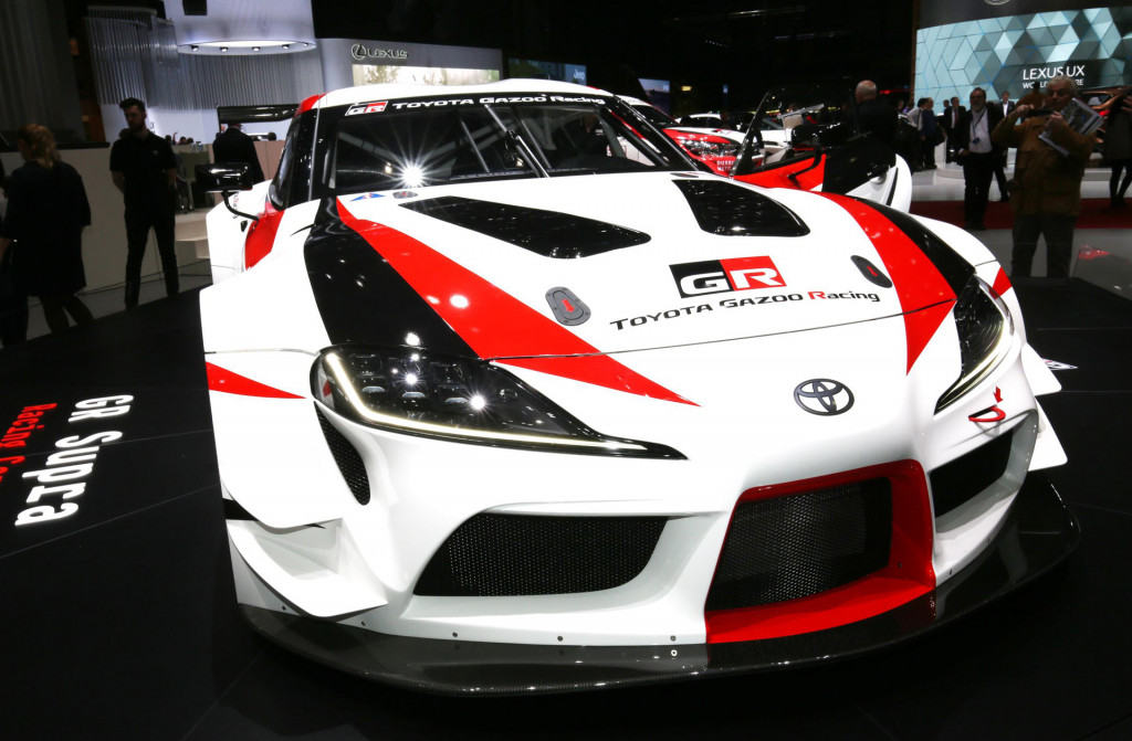 Everything we know about the 2019 Toyota Supra