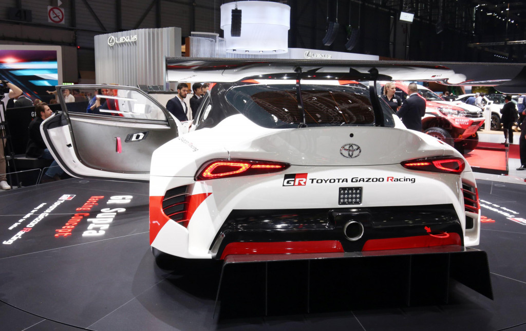 2019 Supra: Toyota promises low-slung fun, life lessons learned