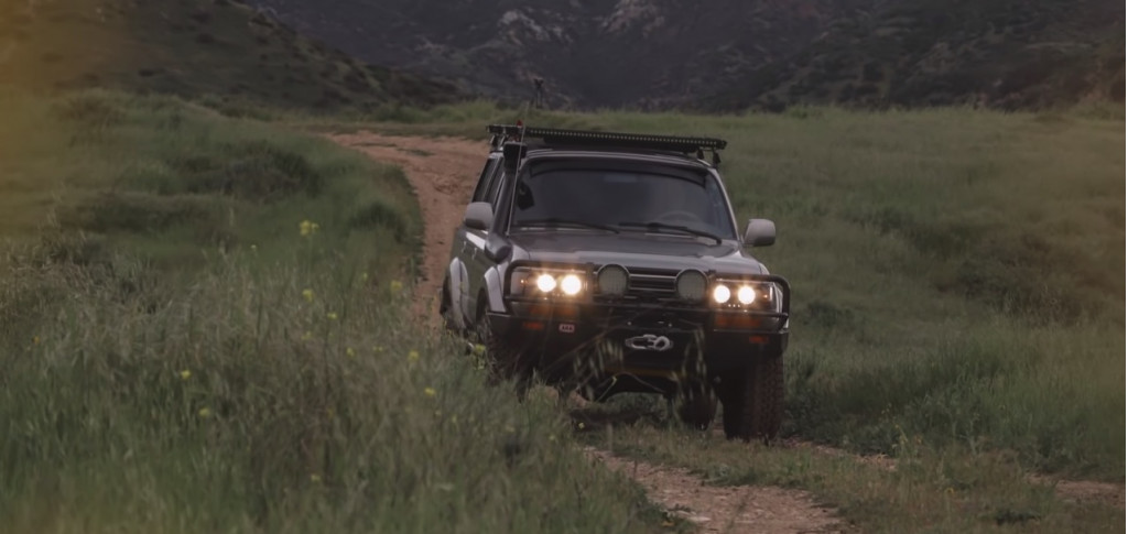 Icon restomods Joe Rogan's Toyota Land Cruiser