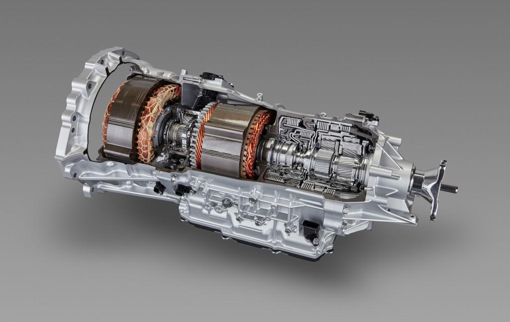 Toyota Multistage hybrid system