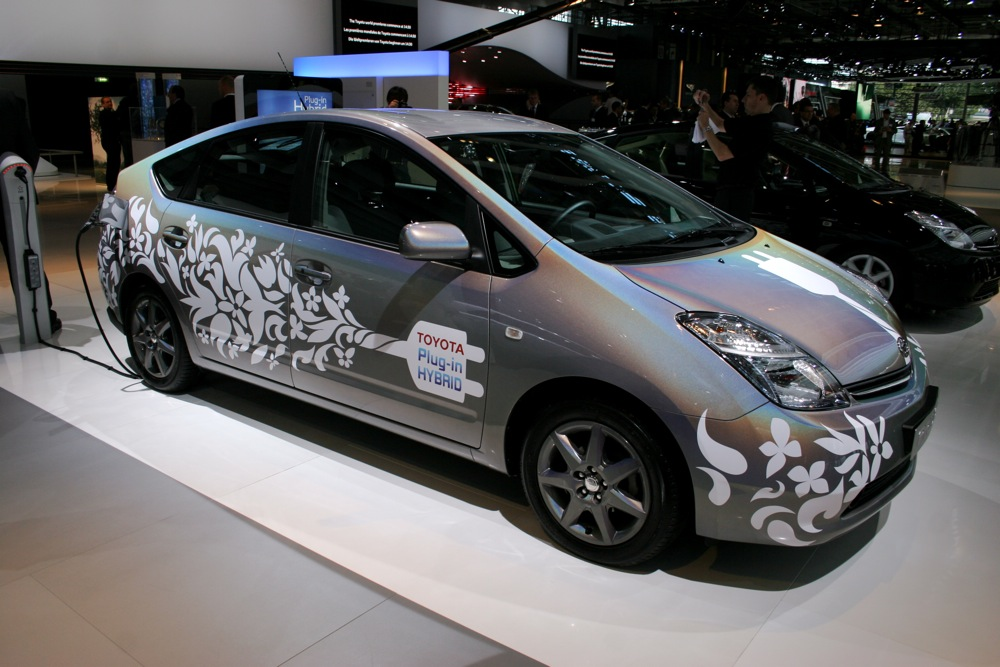 Toyota Prius-Based Plug-In Hybrid: Coming To An Outlet Near You