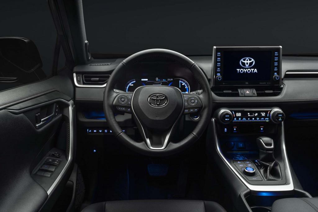 2021 Toyota RAV4 Prime plug-in hybrid debuts with 302 horsepower