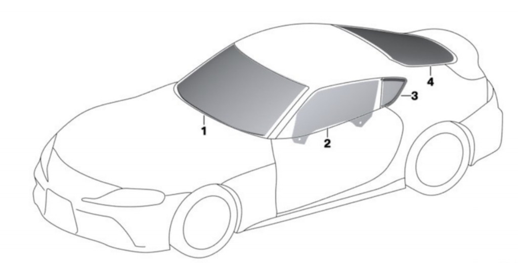 Toyota Supra design details, features leaked via parts website