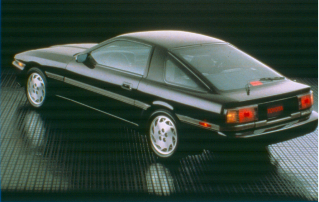 1986 Toyota Supra