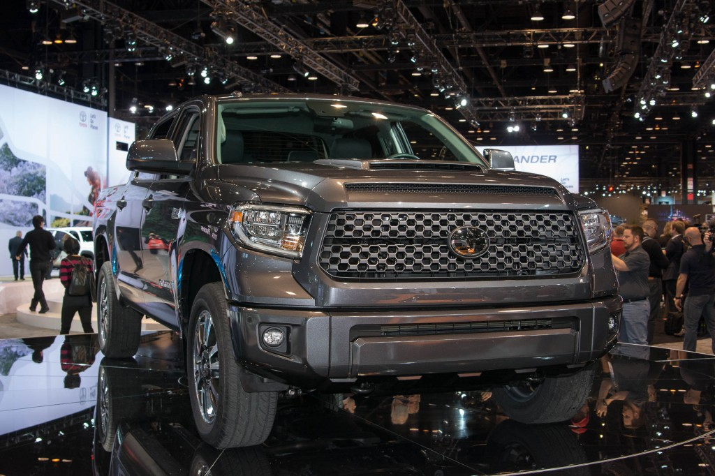 Toyota adds important safety tech to 2018 Sequoia, Tundra