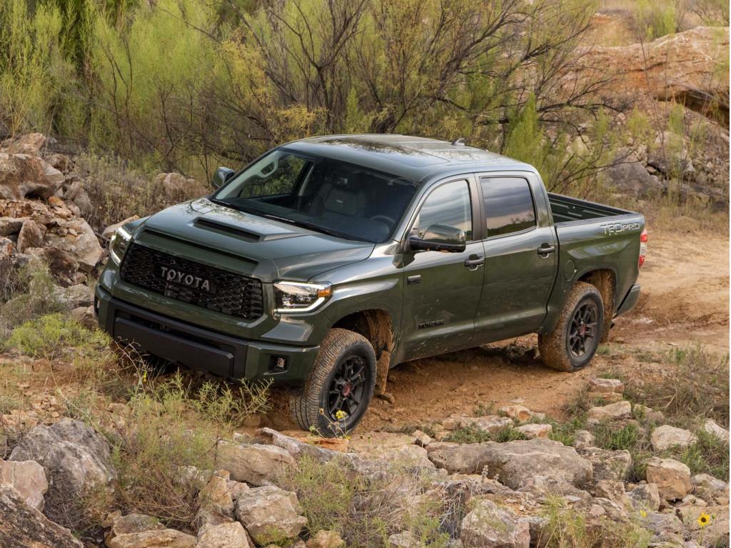 2020 Toyota Tundra TRD Pro