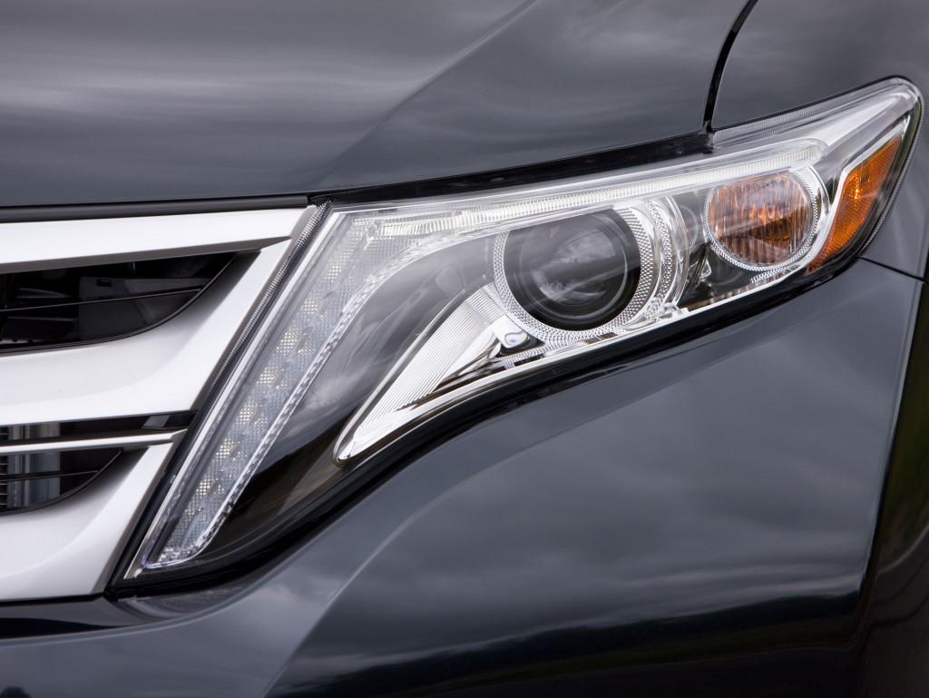 2013 Toyota Venza Teased