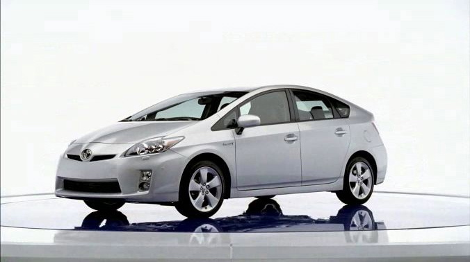 First Photos of 2010 Toyota Prius Hit the Web