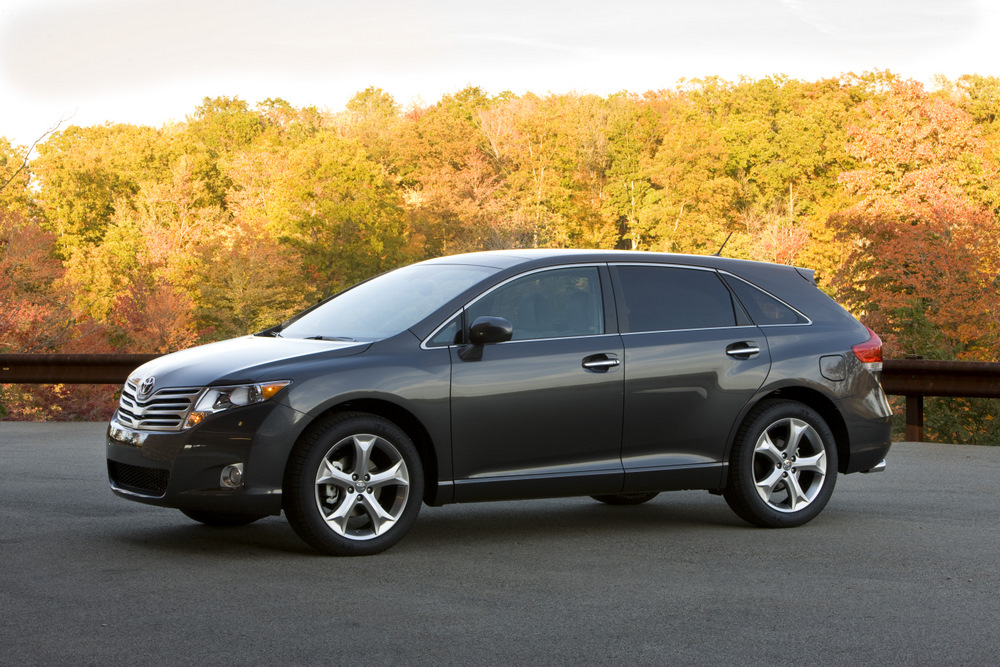 Electric Cars For Sale >> 2009 Toyota Venza: The Inside Story