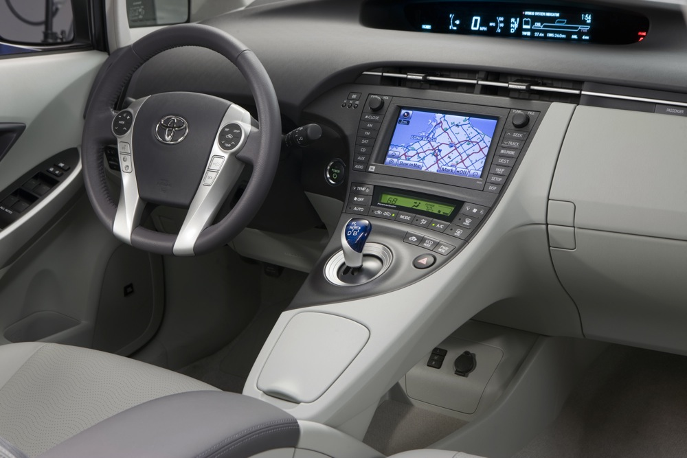 30 Days of the 2010 Toyota Prius: Day 5, The 10 Best Things
