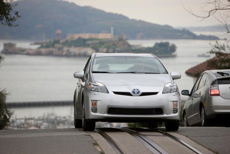 U Haul Car-Sharing Adds Toyota Prius, Ford Escape Hybrid
