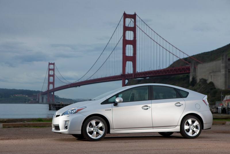 Toyota Announces Recall For 2010-2014 Prius To Update Electronics