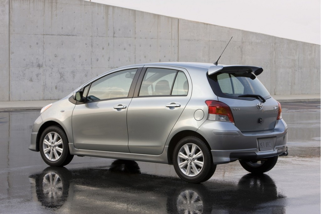 2009 Toyota Yaris 5-door