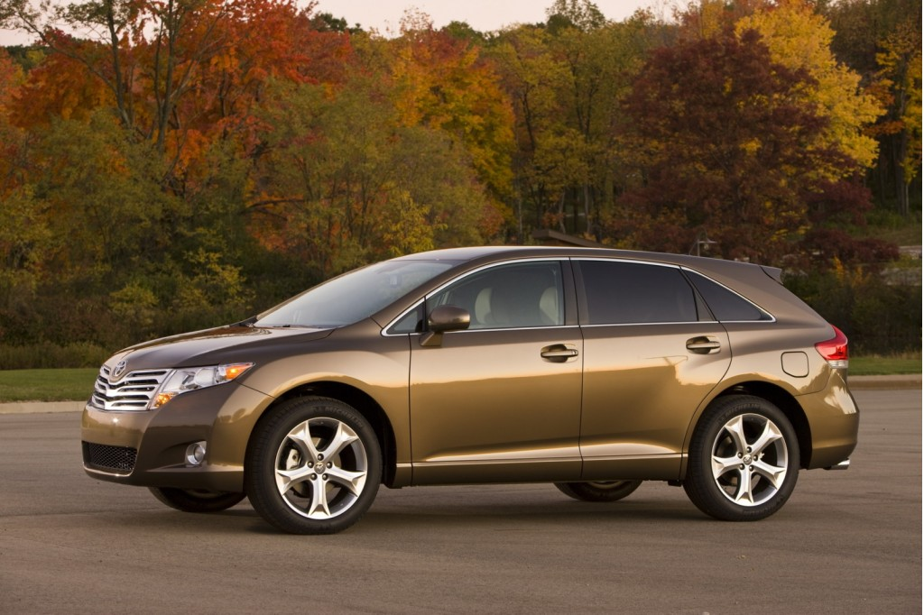 Elegant 2010 Toyota Venza Review, Ratings, Specs, Prices, And Photos   The Car  Connection