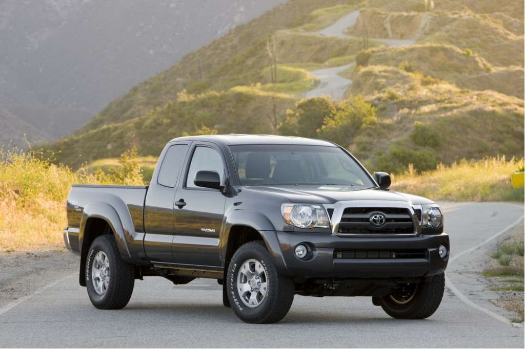 Toyota pays $3.4 billion to resolve rust claims from Sequoia, Tacoma ...