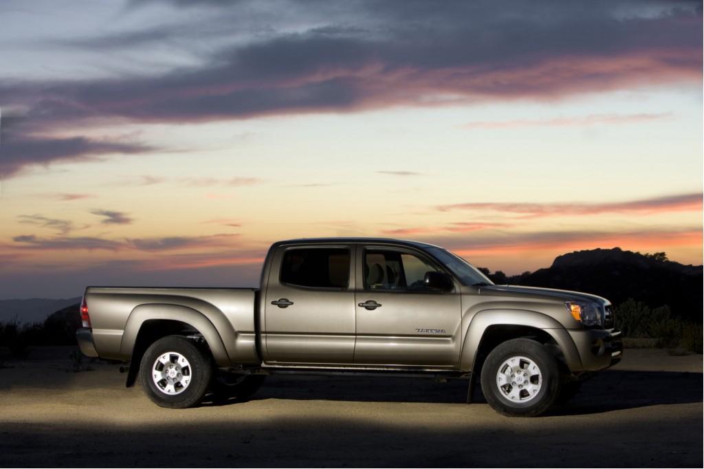 Toyota Recalls FJ Cruiser, Land Cruiser, Sequoia, Tacoma, Tundra For Failing To Meet Safety Standards