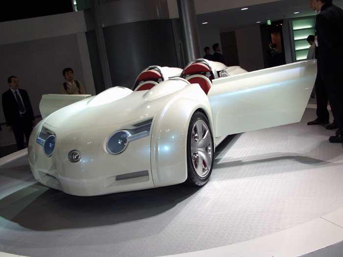 Toyota CS&S, 2003 Tokyo Motor Show