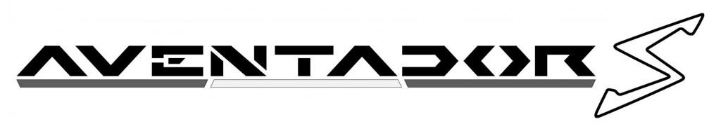 """Trademarked """"Aventador S"""" logo - Image via European Union Intellectual Property Office"""