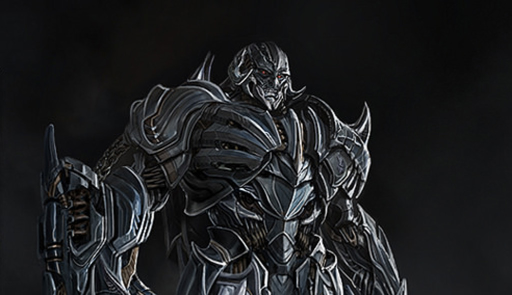 Transformers The Last Knight Concept Art Megatron Unused Game Of Thrones