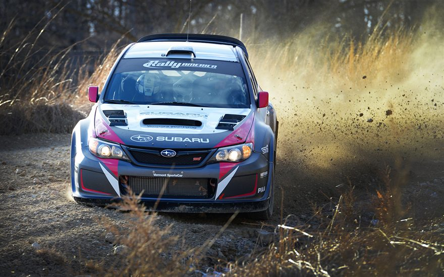 Travis Pastrana Returns To Rally America With Subaru At ...