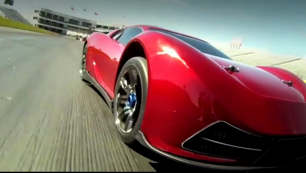 Veyron-Baiting Electric RC Car Does 0-60 In 2 3 Seconds