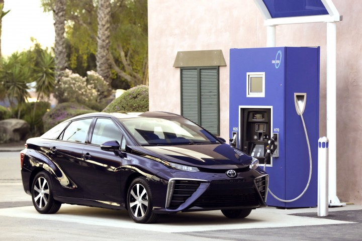Another fuel-cell outage hampers Bay Area fuel-cell drivers