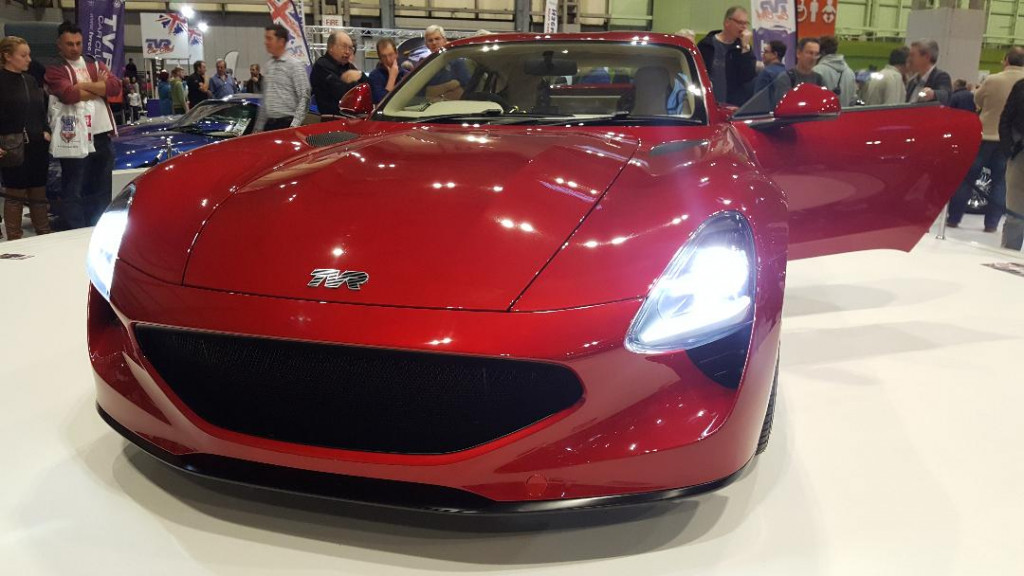 Welsh government buys stake in TVR