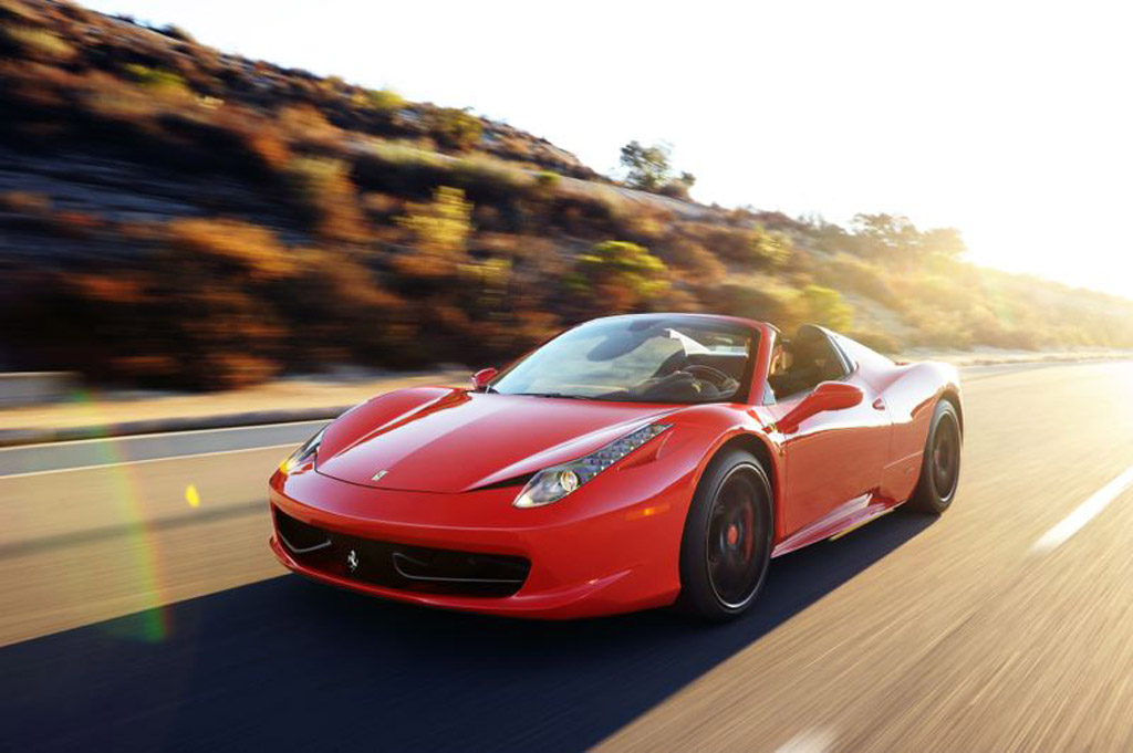 Watch Hennesseys Twin Turbo Ferrari 458 Do 0 60 In 28 Seconds Video