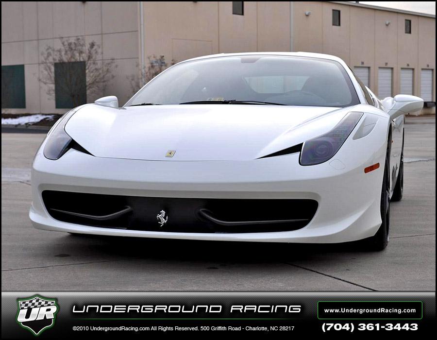 Underground Racing Presents Ferrari 458 Italia Twin Turbo Kit