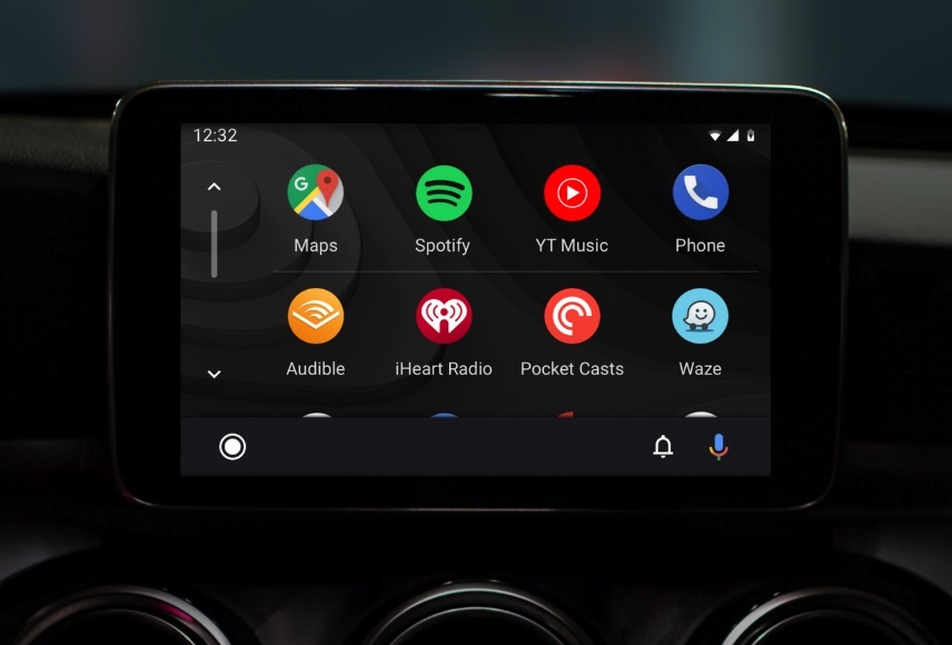 Google redesigns Android Auto with cleaner look