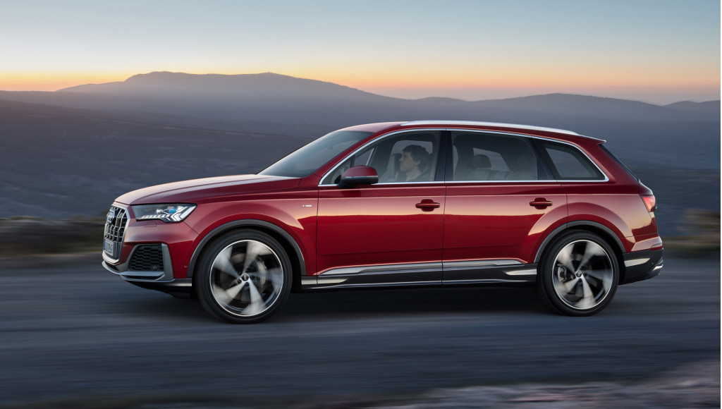 2020 Audi Q7 Review Ratings Specs Prices And Photos The Car Connection
