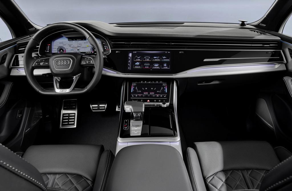2020 Audi Q7 S Dash Goes Digital In Latest Update
