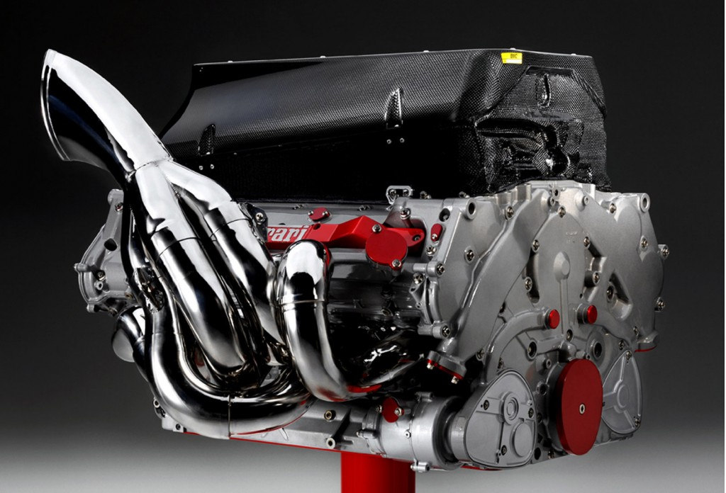 V Engine From Ferraris Formula Race Car L on Gm 3 8 Series 2 Engine