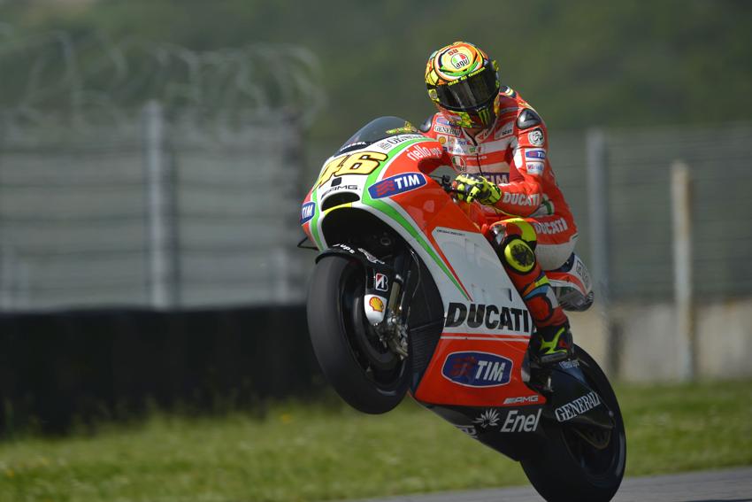 Ducati Test Drives