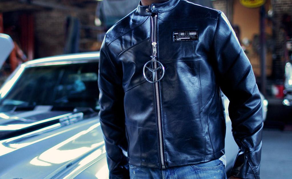 VIN Jacket by Platinum Dirt