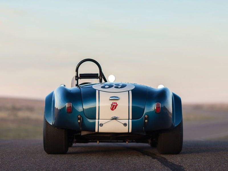 Image: Vintage Ford racing cars from the Jim Click Collection, size ...