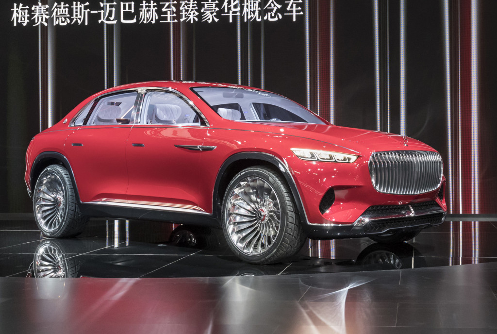 Mercedes-Maybach GLS rumored to debut this year, start at ...