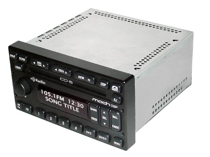 Visteon HD Radio