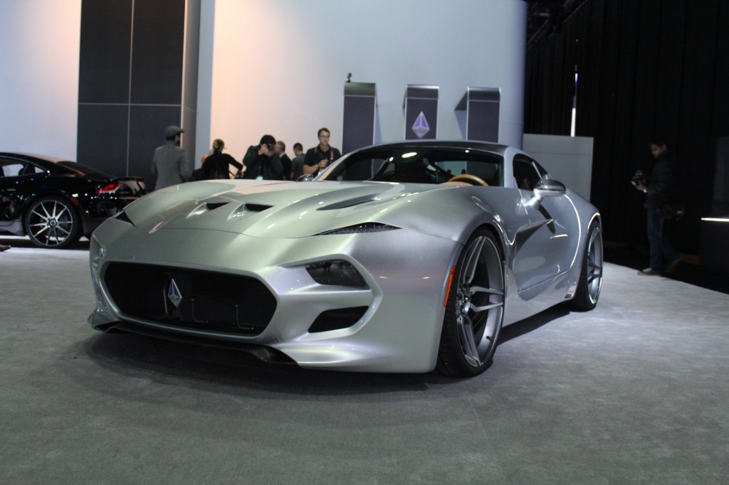 Image: VLF Force 1 V10, 2016 Detroit auto show, size: 1024 x 682, type: gif, posted on: January ...